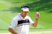 2012年 つるやオープンゴルフトーナメント 3日目 ハン・リー
