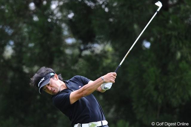 2012年 つるやオープンゴルフトーナメント 3日目 河瀬賢史 芹澤軍団大躍進おめー。最下位はトメちゃんやね。軍団内、下克上のはじまりや~