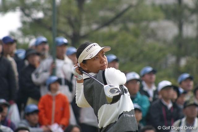 ディフェンディングチャンピオンとして大会を迎える中田美枝