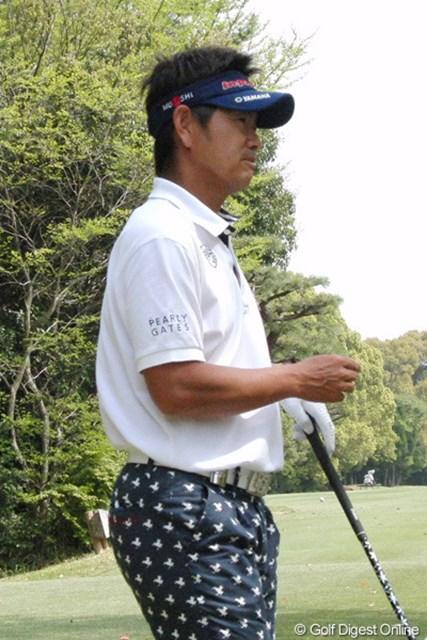 早くも今季2勝目がかかる藤田寛之は和合でのタイトルを熱望している