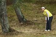 2012年 サイバーエージェント レディスゴルフトーナメント 初日 朴仁妃