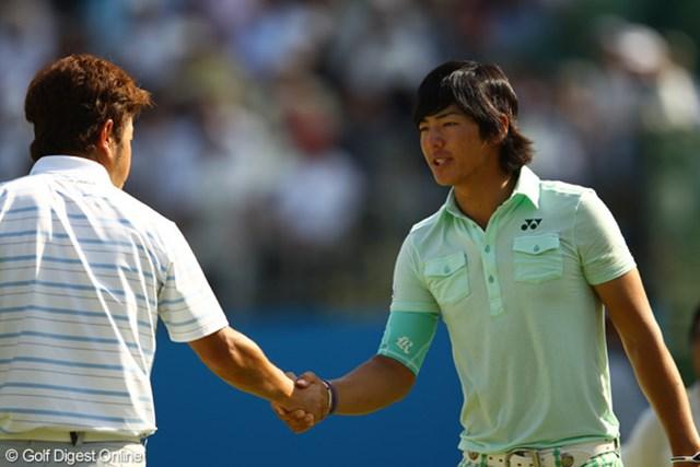 3連続バーディフィニッシュは逃したが、石川遼はトップとの差を縮めて最終日へ!