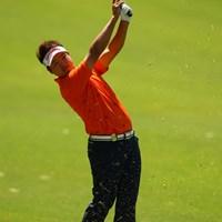 「67」をマークした白佳和は悲願のツアー初優勝に前進した。 2012年 中日クラウンズ 3日目 白佳和