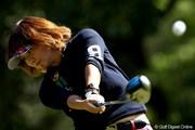 2012年 サイバーエージェント レディスゴルフトーナメント 2日目 、櫻井有希