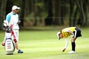 2012年 サイバーエージェント レディスゴルフトーナメント 2日目 横峯さくら