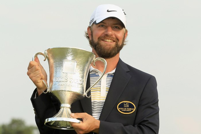 昨年大会を制したのはルーカス・グローバー。2009年の全米オープン以来となる勝利だった。(Streeter Lecka/Getty Images) 2012年 ウェルズファーゴ選手権 事前情報 ルーカス・グローバー