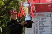 2012年 HSBC LPGAブラジルカップ 最終日 ポルナノン・ファトラム