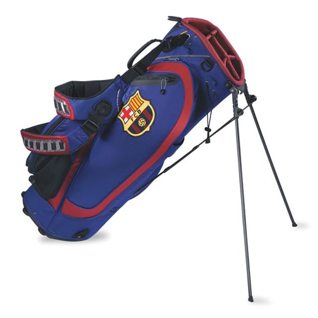FCバルセロナのキャディバッグ