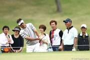 2012年 日本プロゴルフ選手権大会 日清カップヌードル杯 練習日 河井博大&谷口徹