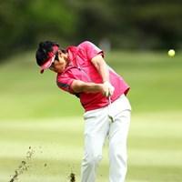 シード権を獲得して臨む今季。谷昭範はメジャーの舞台で輝けるか。 2012年 日本プロゴルフ選手権大会 日清カップヌードル杯 2日目 谷昭範