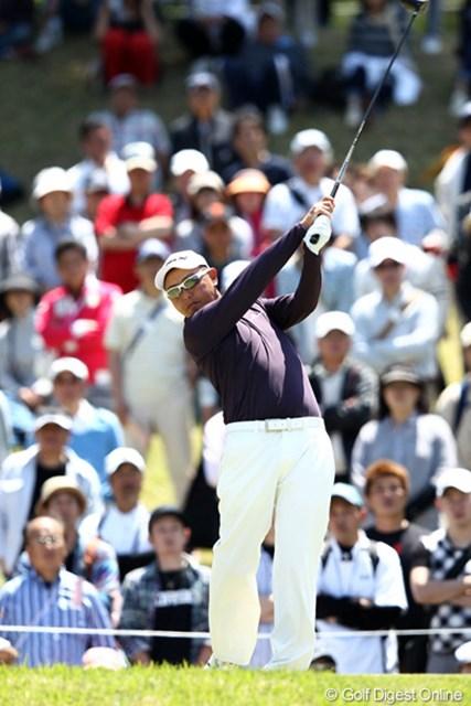 2012年 日本プロゴルフ選手権大会 日清カップヌードル杯 最終日 谷口徹 3日連続トップを維持するも途中で追いつかれるゲーム展開・・・撮ってる自分もハラハラドキドキ