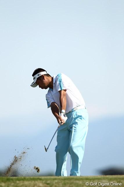 2012年 日本プロゴルフ選手権大会 日清カップヌードル杯 最終日 池田勇太 最終日2つスコアを伸ばし6位タイまで追い上げ、ホストプロの面目を保った?