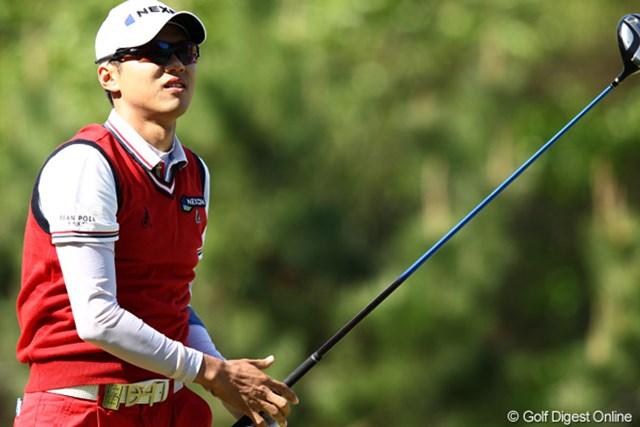 2012年 日本プロゴルフ選手権大会 日清カップヌードル杯 最終日 金度勲 今日2アンダーでトータル1オーバーの4位タイ。今日アンダーパープレーヤーは何人いたんでしょう?