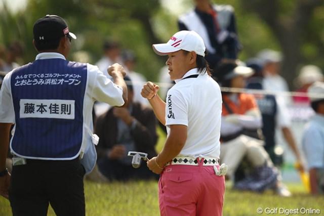 2012年 とおとうみ浜松オープン 3日目 藤本佳則 ツアー参戦1年目にして、初優勝はすぐそこまで来てます。しかし、明日の結末が全く読めません。
