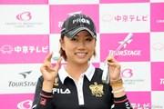 2012年 中京テレビ・ブリヂストンレディスオープン 最終日 原江里菜