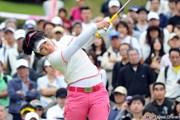 2012年 中京テレビ・ブリヂストンレディスオープン 最終日 比嘉真美子