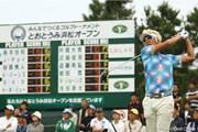 2012年 とおとうみ浜松オープン 最終日 ジェイ・チョイ