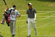 2012年 ダイヤモンドカップゴルフ 初日 笠哲郎