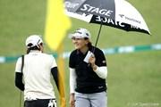 2012年 ヨネックスレディスゴルフトーナメント 初日 茂木宏美
