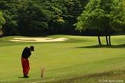 2012年 ダイヤモンドカップゴルフ 3日目 池田勇太