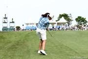 2012年 ヨネックスレディスゴルフトーナメント 2日目 若林舞衣子