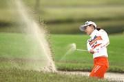 2012年 ヨネックスレディスゴルフトーナメント 2日目 横峯さくら