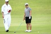 2012年 ヨネックスレディスゴルフトーナメント 2日目 馬場ゆかり