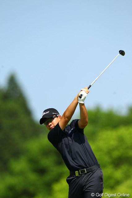 2012年 ダイヤモンドカップゴルフ 最終日 川村昌弘 期待の新人は13位タイフィニッシュ。