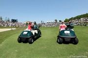 2012年 ヨネックスレディスゴルフトーナメント 最終日 馬場ゆかり&フォン・シャンシャン