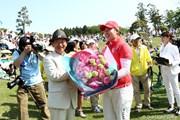 2012年 ヨネックスレディスゴルフトーナメント 最終日 フォン・シャンシャン