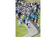 2012年 ヨネックスレディスゴルフトーナメント 最終日 若林舞衣子