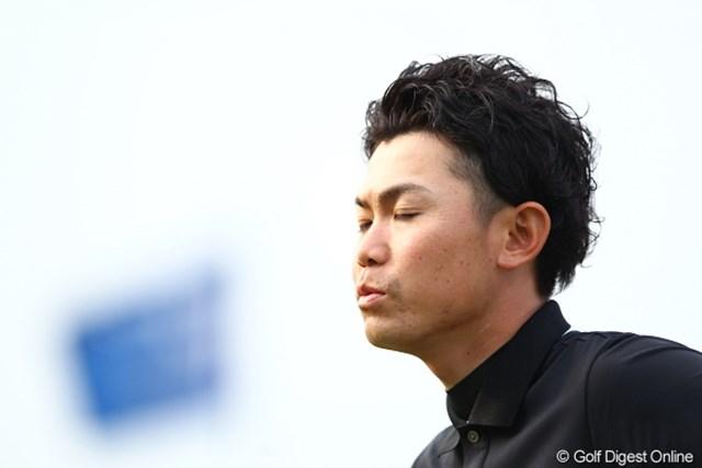 2012年 日本ゴルフツアー選手権 Citibank Cup Shishido Hills 初日 諸藤将次 KISS ME !