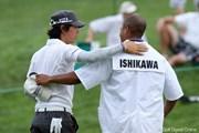 2012年 ザ・メモリアルトーナメント 初日 石川遼