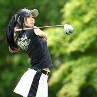美人アマチュアゴルファーです、本当に美人だよね・・・ 2012年 リゾートトラストレディス 初日 宮田志乃