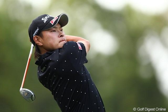 2012年 日本ゴルフツアー選手権 Citibank Cup Shishido Hills 3日目 藤本佳則 ついに初勝利なるか。3試合連続で優勝争い演じる存在となった藤本佳則