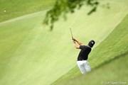 2012年 日本ゴルフツアー選手権 Citibank Cup Shishido Hills 3日目 上井邦浩