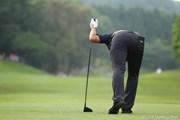 2012年 日本ゴルフツアー選手権 Citibank Cup Shishido Hills 3日目 川村昌弘