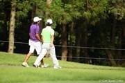 2012年 日本ゴルフツアー選手権 Citibank Cup Shishido Hills 3日目 浅地洋佑