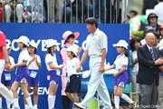 2012年 日本ゴルフツアー選手権 Citibank Cup Shishido Hills 最終日 横尾要