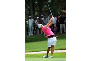 2012年 サントリーレディスオープンゴルフトーナメント 初日 松原由美