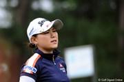 2012年 サントリーレディスオープンゴルフトーナメント 2日目 横峯さくら
