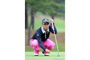 2012年 サントリーレディスオープンゴルフトーナメント 2日目 佐伯三貴