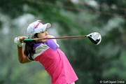 2012年 サントリーレディスオープンゴルフトーナメント 3日目  諸見里しのぶ