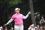 2012年 サントリーレディスオープンゴルフトーナメント 3日目 アン・ソンジュ