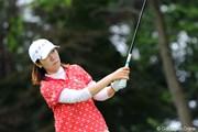 2012年 サントリーレディスオープンゴルフトーナメント 最終日  イ・チヒ