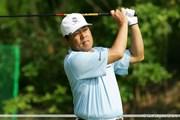 日本プロゴルフ選手権大会1日目