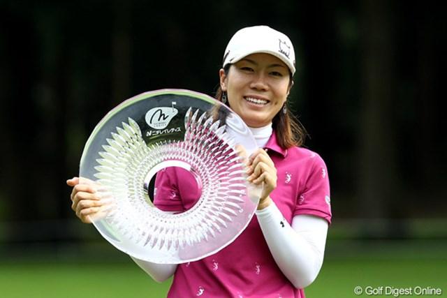 ディフェンディングチャンピオンは李知姫。今季もすでに2勝をマークしており好調だ。