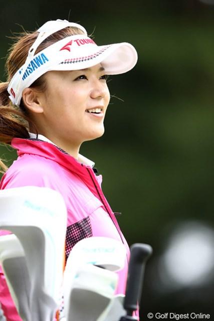 この笑顔の先に見えているのは・・・韓国勢連勝阻止?