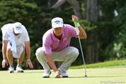 2012年 全米オープン 3日目 フレドリック・ヤコブソン