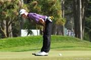2012年 全米オープン 3日目 ジョン・ピーターソン
